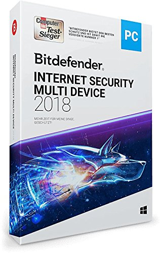 Bitdefender Internet Security Multi Device 2018