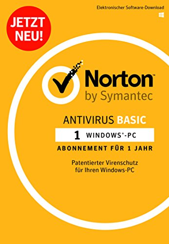 Norton Antivirus Basic Software 2018