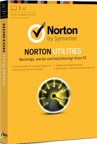 Norton Utilities 16.0 - 1 PC