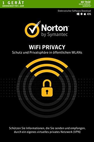Norton WiFi Privacy für 1 Gerät
