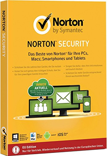 Norton Security - 5 Geräte (PC, Mac, Android, iOS)
