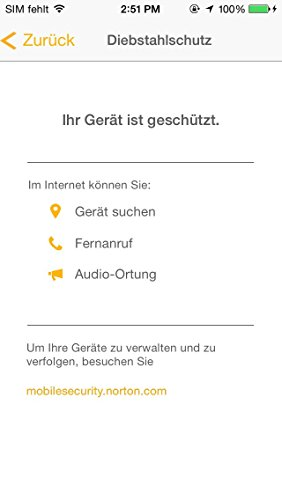 Norton Security - 5 Geräte (PC, Mac, Android, iOS) (Product Key Card) - 4