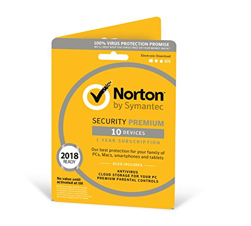 SYMANTEC Norton Security Standard 3.0 2016