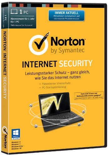 Norton Internet Security 2014 - 1 PC (DVD-Box)