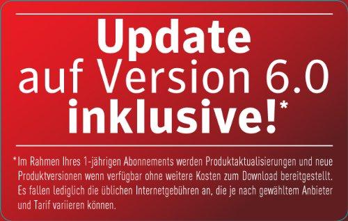 NORTON 360 PREMIER V5.0 3 PC - Upgrade - inkl. Updatemöglichkeit auf Version 6.0 - 3