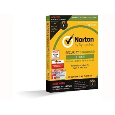 Symantec Norton Security Standard und WiFi Privacy