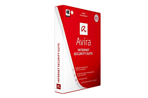 Avira Internet Security Suite 2017 [1 Gerät / 1 Jahr] - 2