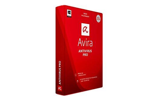 Avira AntiVirus Pro 2017 [1 Gerät / 1 Jahr] - 2