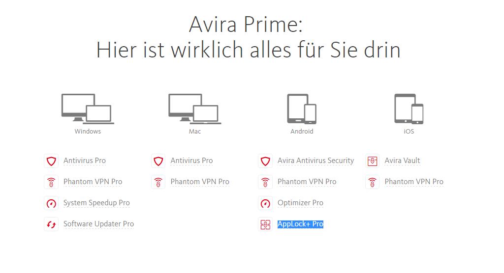 Avira Prime [Online Code] - 3