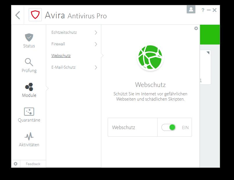 Avira Antivirus Plus Software Edition 2018 / Sicheres Virenschutzporgramm (2-Jahres-Abonnement) für 1 Gerät / Download für Windows (7, 8, 8.1, 10) und Mac [Online Code] - 11