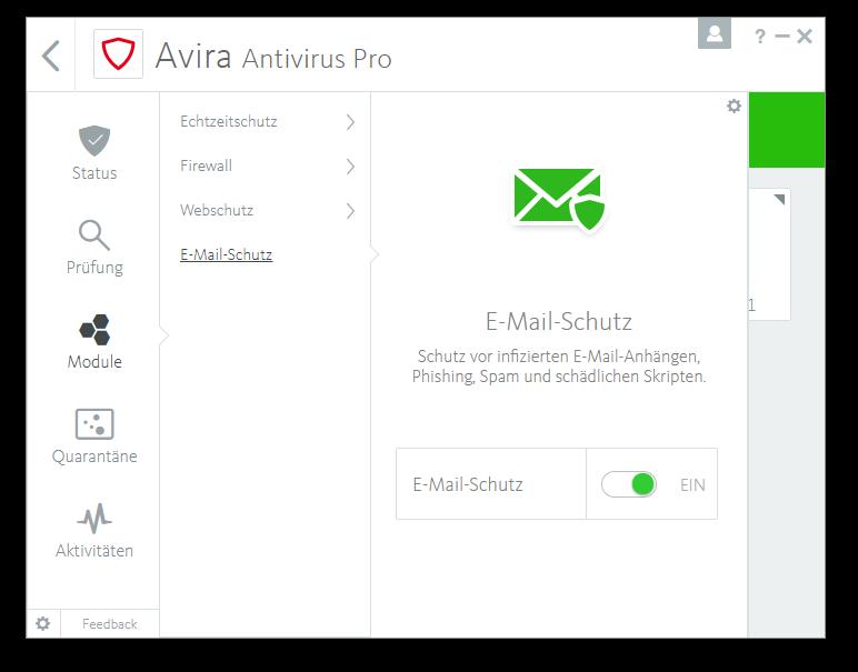 Avira Antivirus Plus Software Edition 2018 / Sicheres Virenschutzporgramm (2-Jahres-Abonnement) für 1 Gerät / Download für Windows (7, 8, 8.1, 10) und Mac [Online Code] - 5