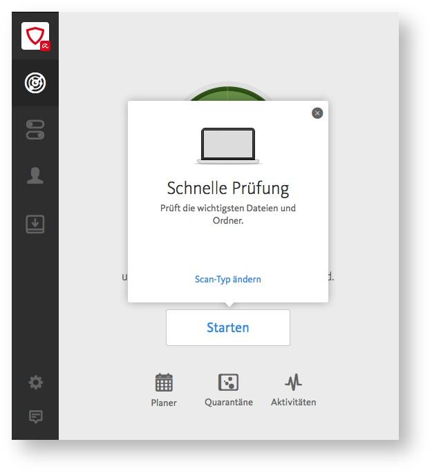 Avira Antivirus Plus Software Edition 2018 / Sicheres Virenschutzporgramm (2-Jahres-Abonnement) für 1 Gerät / Download für Windows (7, 8, 8.1, 10) und Mac [Online Code] - 6