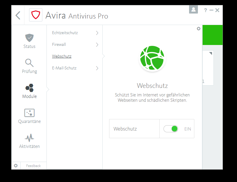 Avira Total Protection Plus Edition 2018 / Sicheres Virenschutzprogramm inkl. Avira Phantom VPN Pro (Jahres-Abonnement) für 3 Geräte / Download für Windows (7,8,8.1,10), Mac & Android [Online Code] - 9