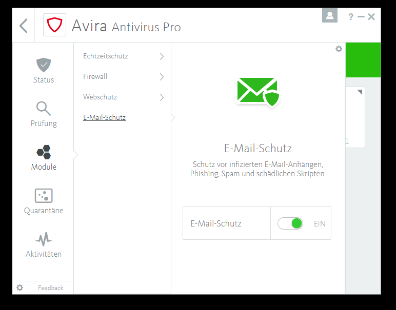 Avira Internet Security Plus Edition 2018 / Sicheres Virenschutzprogramm inkl. Avira System Speedup (Jahres-Abonnement) für 1 Gerät / Download für Windows (7, 8, 8.1, 10), Mac & Android [Online Code] - 10