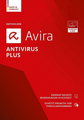 Avira Antivirus Plus 2018 & Datenrettung by EaseUS