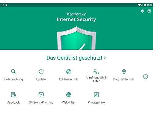Kaspersky Internet Security 2018 Standard | 1 Gerät | 1 Jahr | Windows/Mac/Android + Mobiler Schutz | Download - 5