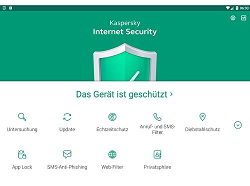 Kaspersky Internet Security 2018 Standard | 2 Geräte | 1 Jahr | Limited: + 2 Android-Schutz + 2 Password Manager | Windows/Mac/Android | Download - 5