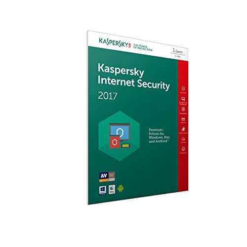 Kaspersky Internet Security 2017 - 1 PC - [Code in Box] - 3