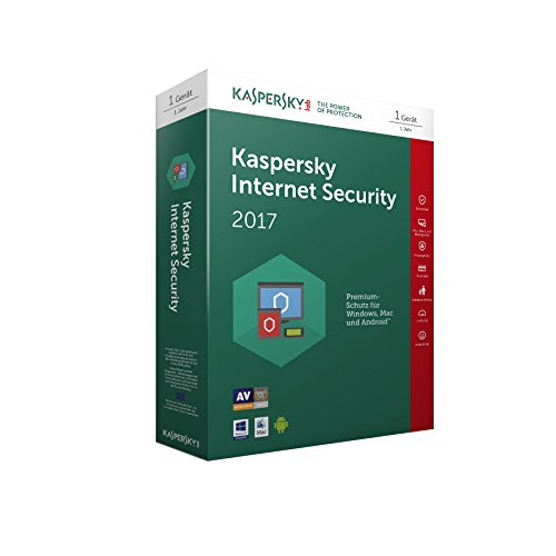 Kaspersky Internet Security 2017 - 1 PC - [Code in Box] - 4