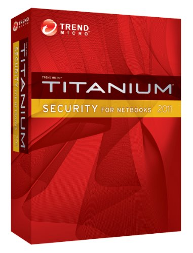 Titanium Security for Netbook, 1 User, 1 Year (PC)