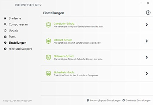 ESET Birthday Edition |2x Internet Security & 1x Mobile Security | Insgesamt 3 Geräte | 1 Jahr Virenschutz | Für Windows (10, 8, 7 und Vista) und Android | Download - 8