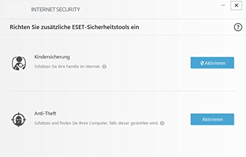ESET Multi-Device Security (2018) Edition 5 User Software - 9