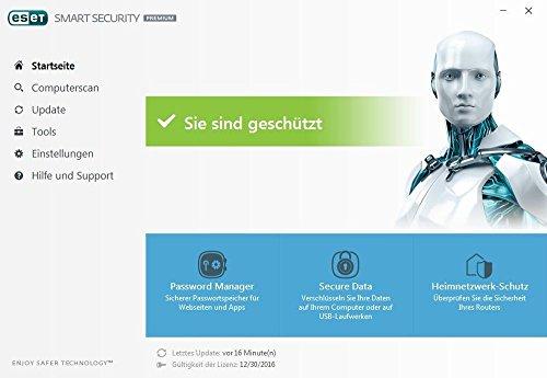 ESET Smart Security Premium 2017 Edition 3 User (FFP) - 4
