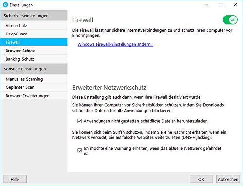 F-Secure Internet Security Update - 1 Jahr / 3 PCs - 7