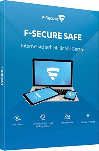 F-Secure SAFE Internet Security - 1 Jahr / 1 Gerät