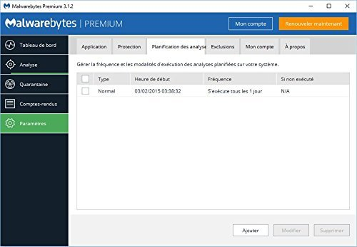 Malwarebytes Premium 3.0 für Windows - MALWAREBYTES offizieller Partner (direkter Download) - 8