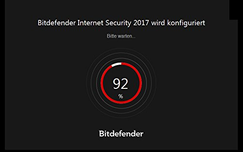 Bitdefender Internet Security 2017 - 1 Gerät | 1 Jahr (MAC, Windows & Android) - Aktivierungscode (bumps) - 3