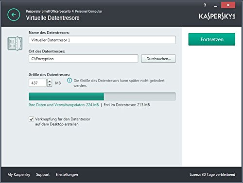 Kaspersky Small Office Security V4.0 Base 5 PCs + 1 Server - 4