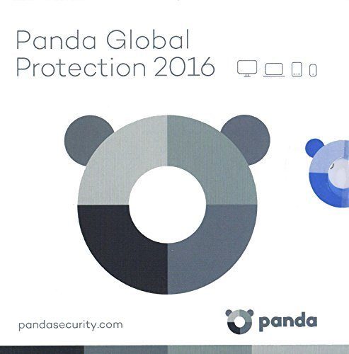 Panda Global Protection 2016 2 Geräte - Multilingual