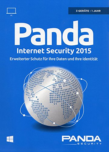 Panda Internet Security 2015 3 PCs / 1 Jahr - 3