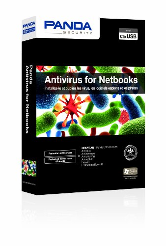 Panda antivirus for netbooks