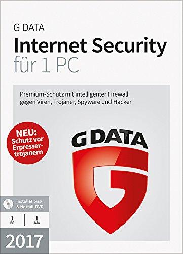 G DATA Internet Security 2017 für 1 PC - 3
