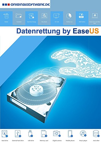 G DATA Total Security 2017 | 3 PC | 1 Jahr & Datenrettung by EaseUS für doppelte Sicherheit - 2