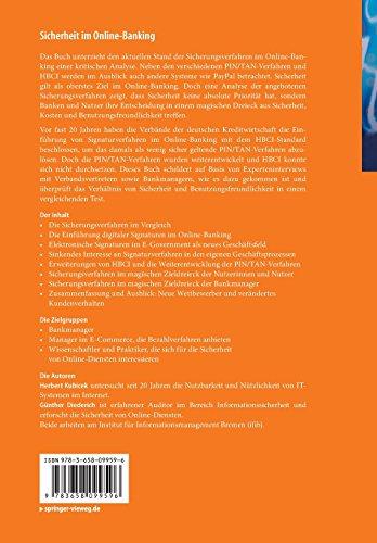 Sicherheit im Online-Banking: PIN/TAN und HBCI im magischen Dreieck aus Sicherheit, Kosten und einfacher Bedienbarkeit - 2