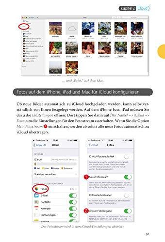 iCloud & Apple-ID - Mehr Sicherheit für Ihre Daten im Internet; für Mac, iPhone, iPad und Windows; aktuell zu iOS 11, macOS High Sierra und Windows 10 - 11