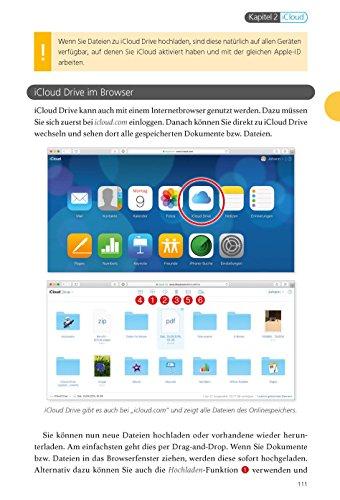 iCloud & Apple-ID - Mehr Sicherheit für Ihre Daten im Internet; für Mac, iPhone, iPad und Windows; aktuell zu iOS 11, macOS High Sierra und Windows 10 - 12