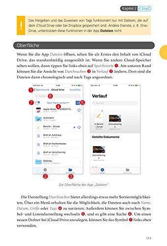 iCloud & Apple-ID - Mehr Sicherheit für Ihre Daten im Internet; für Mac, iPhone, iPad und Windows; aktuell zu iOS 11, macOS High Sierra und Windows 10 - 13