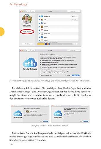 iCloud & Apple-ID - Mehr Sicherheit für Ihre Daten im Internet; für Mac, iPhone, iPad und Windows; aktuell zu iOS 11, macOS High Sierra und Windows 10 - 14