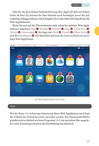 iCloud & Apple-ID - Mehr Sicherheit für Ihre Daten im Internet; für Mac, iPhone, iPad und Windows; aktuell zu iOS 11, macOS High Sierra und Windows 10 - 15