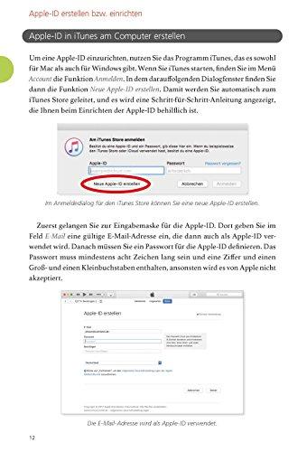 iCloud & Apple-ID - Mehr Sicherheit für Ihre Daten im Internet; für Mac, iPhone, iPad und Windows; aktuell zu iOS 11, macOS High Sierra und Windows 10 - 4
