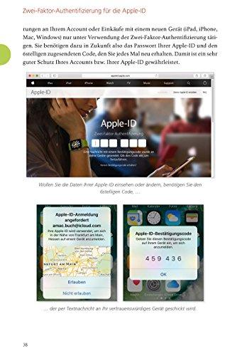 iCloud & Apple-ID - Mehr Sicherheit für Ihre Daten im Internet; für Mac, iPhone, iPad und Windows; aktuell zu iOS 11, macOS High Sierra und Windows 10 - 8