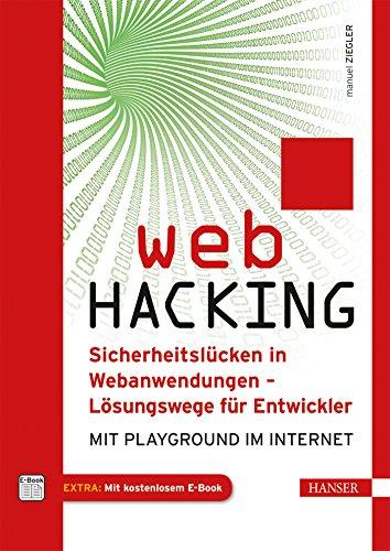 Web Hacking: Sicherheitslücken in Webanwendungen