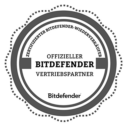 Bitdefender Antivirus Plus 2019 PC Edition – 1 PC | 1 Jahr / 365 Tage (Windows Geräte) - Aktivierungscode & Installationsanleitung (bumps packaged) - 2