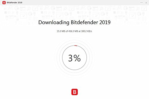 Bitdefender Antivirus Plus 2019 PC Edition – 1 PC | 1 Jahr / 365 Tage (Windows Geräte) - Aktivierungscode & Installationsanleitung (bumps packaged) - 3