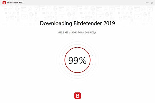 Bitdefender Antivirus Plus 2019 PC Edition – 1 PC | 1 Jahr / 365 Tage (Windows Geräte) - Aktivierungscode & Installationsanleitung (bumps packaged) - 4