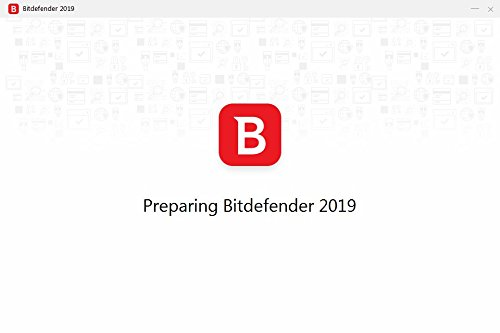 Bitdefender Antivirus Plus 2019 PC Edition – 1 PC | 1 Jahr / 365 Tage (Windows Geräte) - Aktivierungscode & Installationsanleitung (bumps packaged) - 5